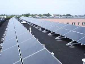 Unsere Solaranlage in Leipzig Mockau