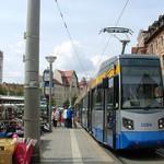 mobil am Lindenauer Markt (Foto:NeiTech)