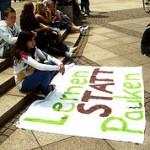 Bildungsstreik für besseres Lernen