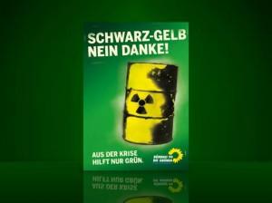 Schwarz-gelb verhindern!