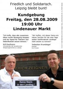 Leipzig bleibt bunt