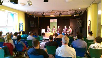 Veranstaltung Willkommen Interkultur! in Leipzig