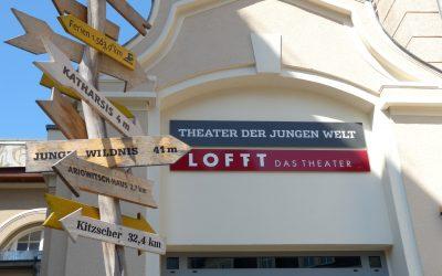 Theater der Jungen Welt und LOFFT Leipzig