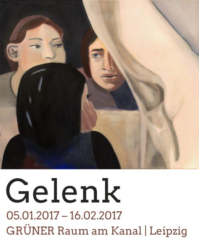 Zur Ausstellung GELENK