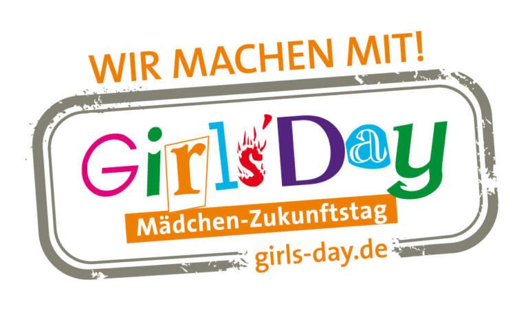 Wir machen mit - Girls' Day