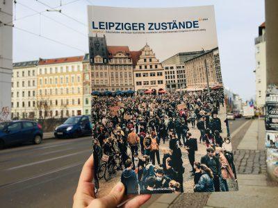 """Bild von Zeitschrift """"Leipziger Zustände"""""""