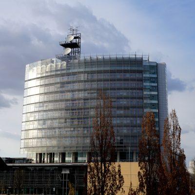 Bild von MDR-Standort in Leipzig