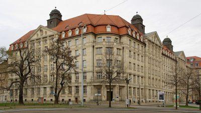 Bild von Gedenkstätte Museum in der Runden Ecke in Leipzig © Appaloosa / Wikimedia Commons