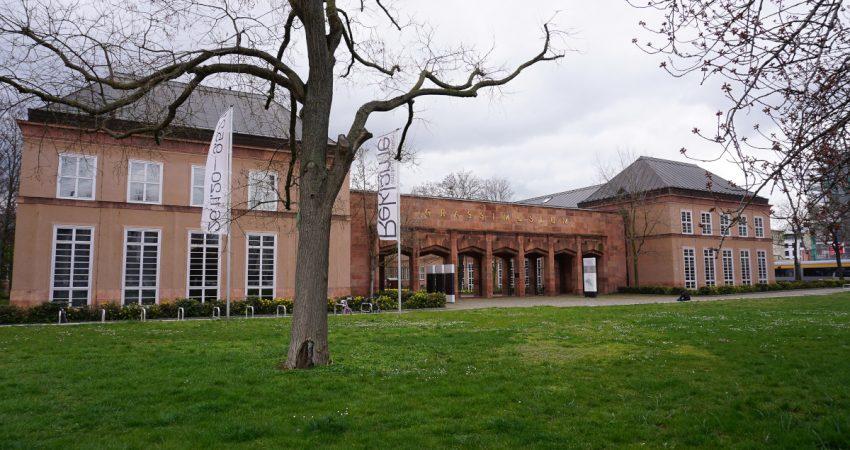 Bild von Außenansicht des Grassi Museums in Leipzig
