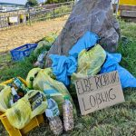Müllsammelaktion in Torgau Juni 2021