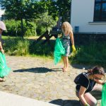 Müllsammelaktion zum Frühjahrsputz im Leipziger Westen 3