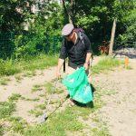 Müllsammelaktion zum Frühjahrsputz im Leipziger Westen 4