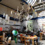 Claudia Maicher auf Nachbarschaftstour beim Upcycling-Projekt Restlos im Leipziger Westen 7