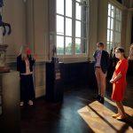 Rundgang vom Kulturausschuss des Sächsischen Landtags bei den Staatlichen Kunstsammlungen Dresden 3